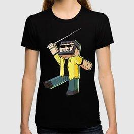 Block Sighted - Minecraft Avatar T-shirt