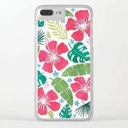 Kalia Clear iPhone Case
