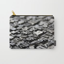 Type II. Carry-All Pouch