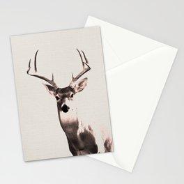 Deer Art 1 Stationery Cards