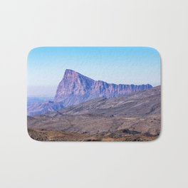 Oman: Mountain near Jebel Shams Badematte