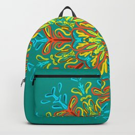Gracias a la Vida (Turquesa) Backpack