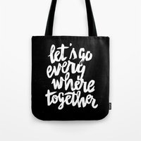 Everywhere Tote Bag