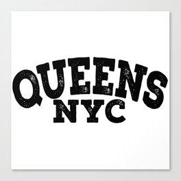 queens Canvas Print