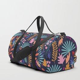 Rust Duffle Bag