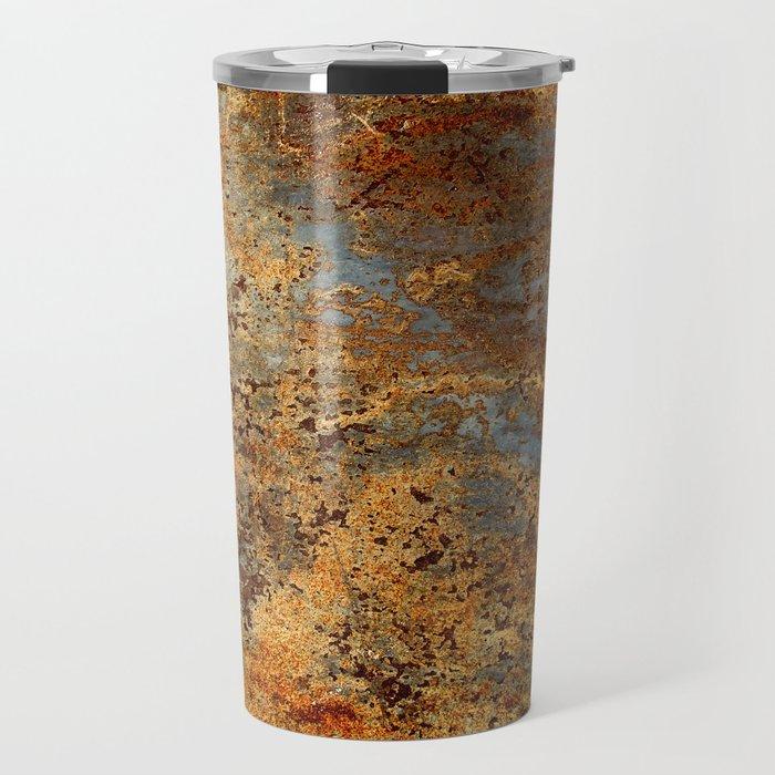 Beautiful Rust Travel Mug