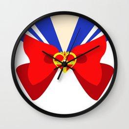 Sailor Moon Crowned Heart Wall Clock