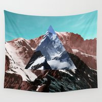 wonderland Wall Tapestries featuring Wonderland by Evan Smith
