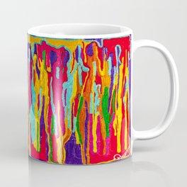 Rainbow Frequency Coffee Mug