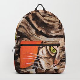 Love Tabbies Backpack