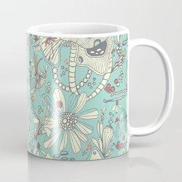 Deep Sea Green Coffee Mug