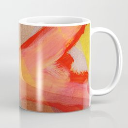 Orange flow Coffee Mug