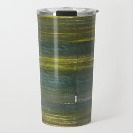 Dark green Travel Mug