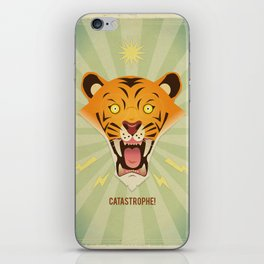 Catastrophe! iPhone Skin