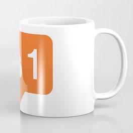 1 like sportbikes! Coffee Mug