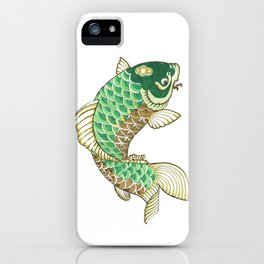 Koi Japanese Collection iPhone Case