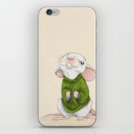 Stuart Little iPhone Skin