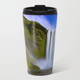Waterfall, Isle of Skye Travel Mug