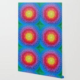 Elements mandala Wallpaper