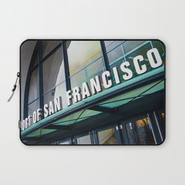 Port of San Francisco Laptop Sleeve