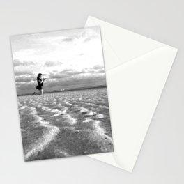 Beach Levitating Stationery Cards
