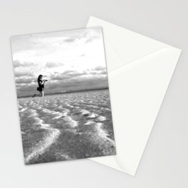 Beach Levitating Stationery Cards