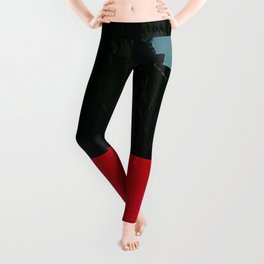 Trieste Glitch 01 Leggings