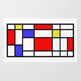 Mondrian #58 Rug