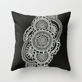 Sneha (Love) #4 Inverted Throw Pillow