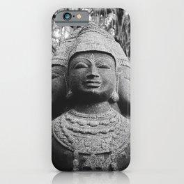 Shiva Statue - Kauai, Hawaii iPhone Case