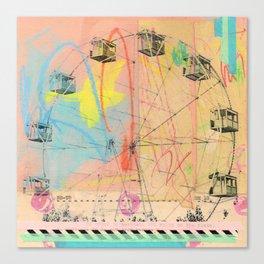 """Whirls"" Canvas Print"