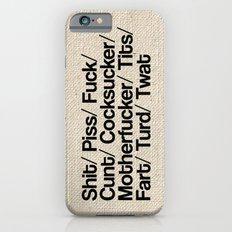 Family Reunion Slim Case iPhone 6s