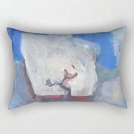 SANTORINI-MYKONOS Rectangular Pillow