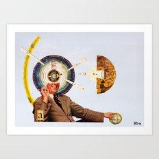 Faith or Reason - A: Gnosis Art Print