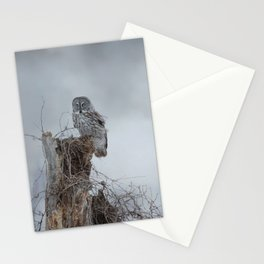 Gloomy Sunday Stationery Cards