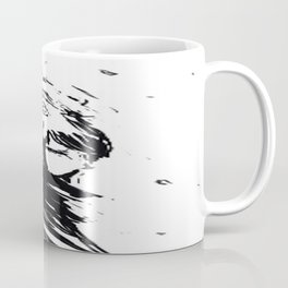 The grey  Coffee Mug