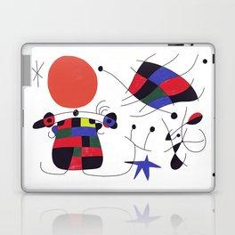 Joan Mirò #3 Laptop & iPad Skin