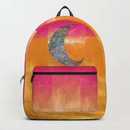 Cresent moon Backpack