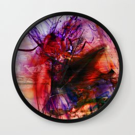 Lexaz Wall Clock