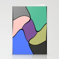 trip Stationery Cards featuring Trip by Cs025