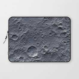 Moon Surface Laptop Sleeve