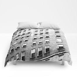 urbanism. Comforters