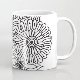 Equanimity / Flowers Coffee Mug