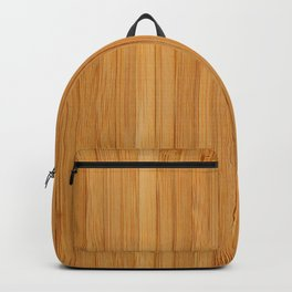 Bamboo pattern Backpack