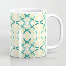 Bamboo Ripple Coffee Mug