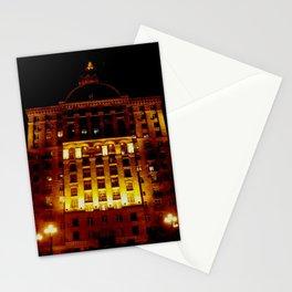 Night Crest 1 Stationery Cards