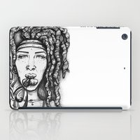 hippy iPad Cases featuring Trippy Hippy by CROME