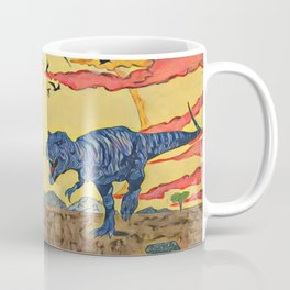 Prehistoric Coffee Mug