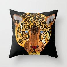 leopard Throw Pillow