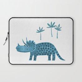 Triceratops Dinosaur Laptop Sleeve